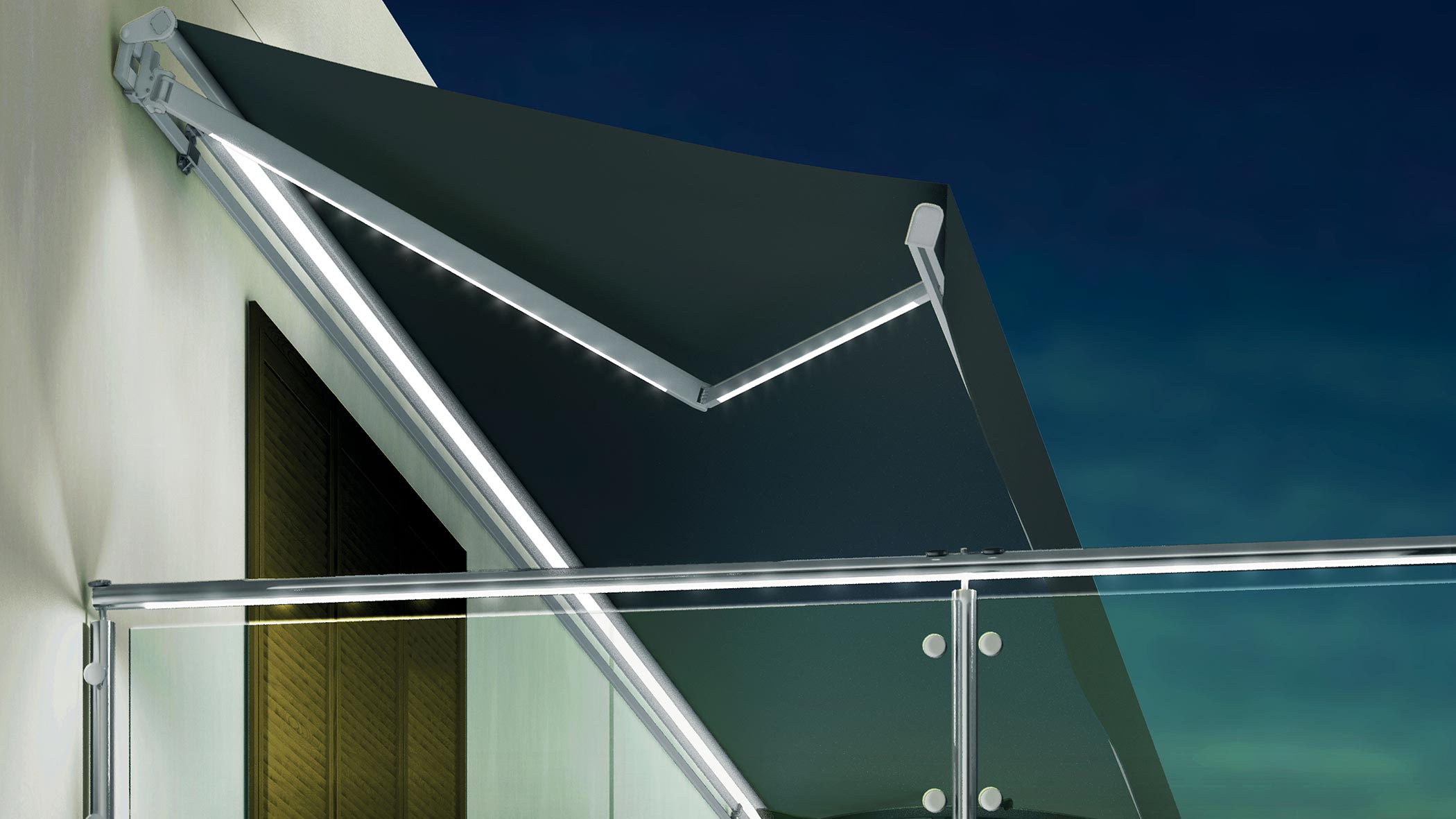 Awnings solutions - Teleco